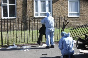 man mowed down in retaliation attack after double stabbing on tower hamlets estate