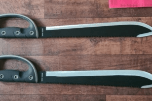 two arrests and weapons seized in east london drug operation