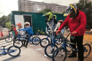 young people in south west london are getting ready for a summer packed with activities thanks to a popular camp staffed by met police officers