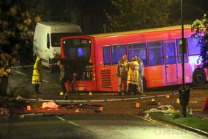 a man has been jailed following a collision in orpington in which a bus driver was killed