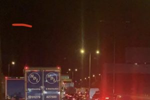 a2 london bound closed following serious collision