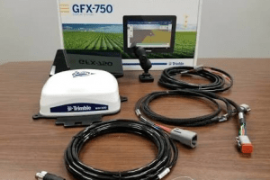 agricultural sat nav systems worth up to 140000 stolen by an organised crime group