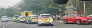 Air Ambulance called after cyclist is hit by a car in Maidstone