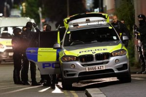 armed police called to bromley after reports of firearm being pointed
