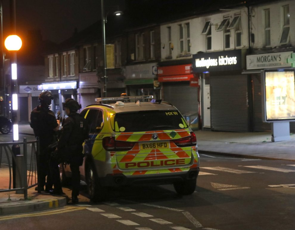armed police called to sleepy barnehurst after man threatens to shoot anyone for his kids 10