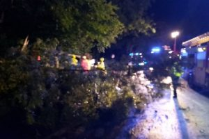 driver escapes serious injuries after a20 west kingsdown collision
