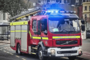 fire crews called to plane crash in east sussex