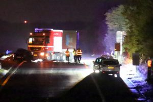 m2 motorway closed london bound following serious life changing collision 5