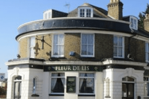 man faces assault charges after two attacked in the fleur de lis pub in gillingham