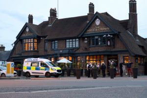 man stabbed multiple times in orpington pub fight 3