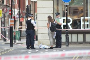 murder investigation launched on oxford street