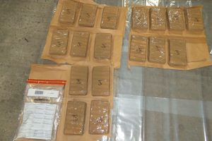 one million pounds worth of suspected cocaine has been seized by kent