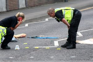 pensioner mowed down and killed in chatham hit and run horror