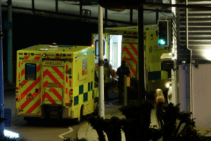 police called to reports of a disturbance at harbour inn at folkestone