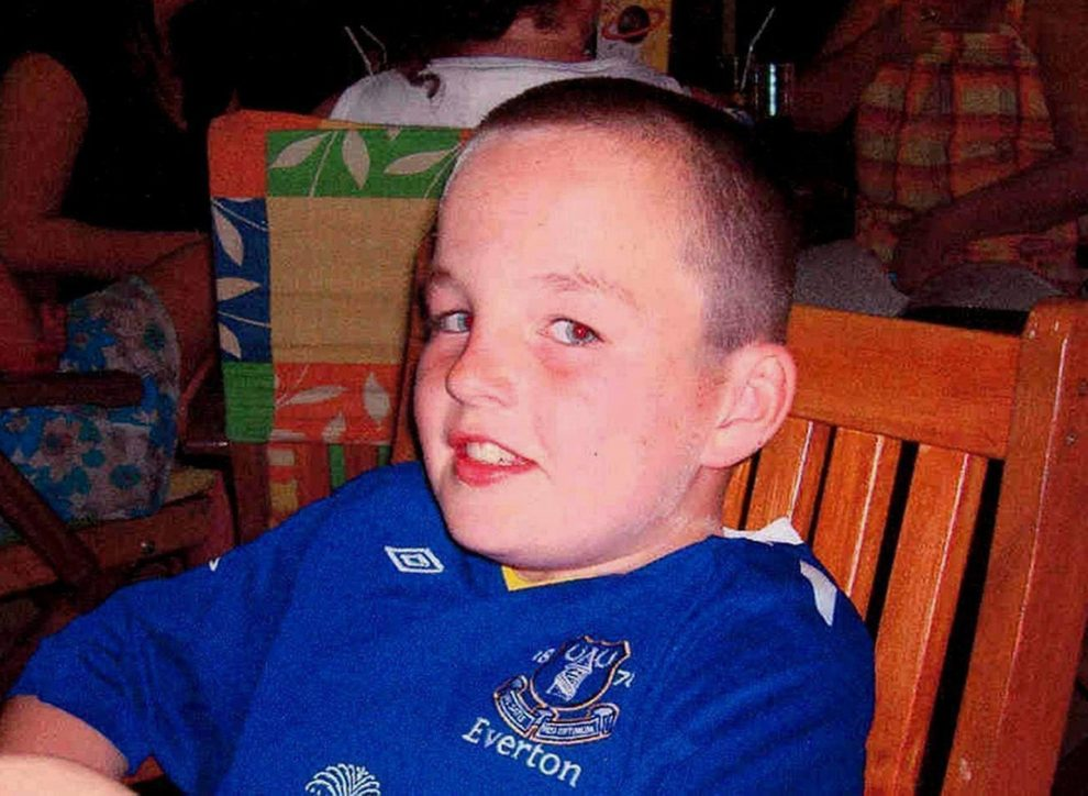 remembering young rhys jones who was tragically killed 13 years ago today
