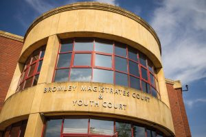 daniel jarvis was remanded in custody to appear at bromley magistrates court charged with possession of a firearm