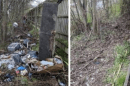 drivers urged to clean up their act around 200000 bags of litter are collected from the motorway network every year