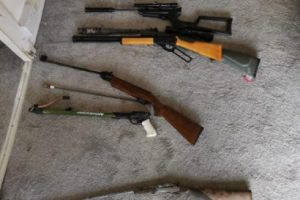Drugs,Cash,Guns and stolen goods all found in Orpington raid