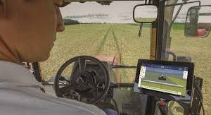 farmers in west kent are urged to be vigilant following a spate of satellite navigation thefts from tractors