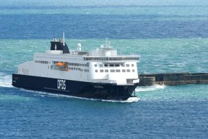ferries services to and from dover are being diverted to dunkirk instead