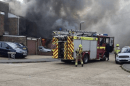 fire crews and four engines have been sent to a house on fire in chatham