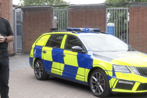 have you ever wondered what it would be like to take part in a police pursuit
