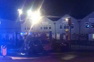 homes shook after lpg car explodes in twydall