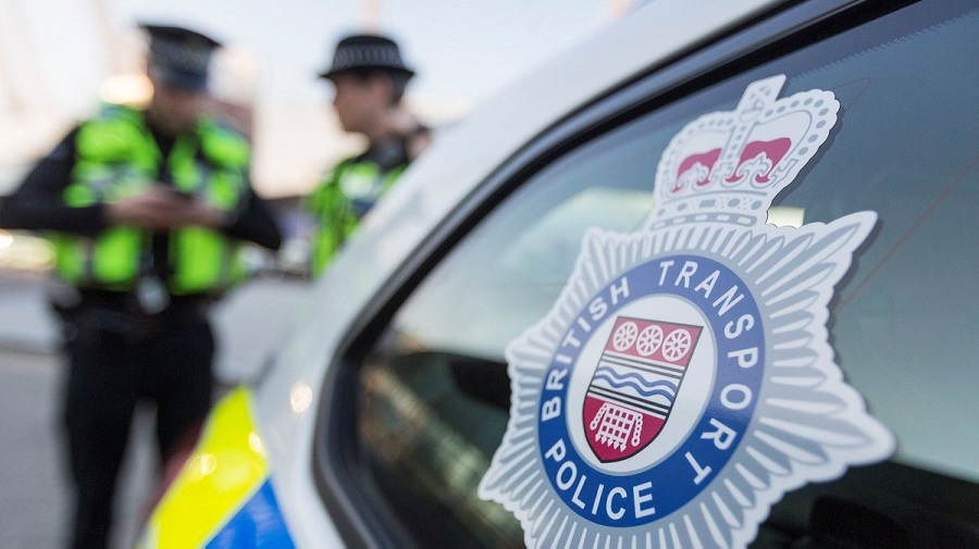 man arrested after attacking railway enforcement officer in chatham
