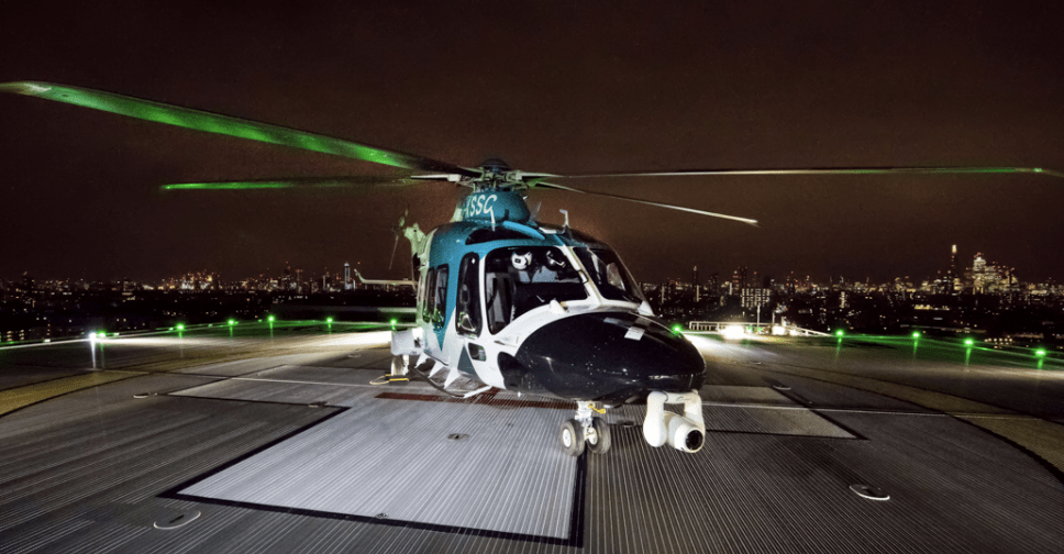 on this day in 2013 air ambulance kss became the uk first 24 hour helicopter emergency medical service