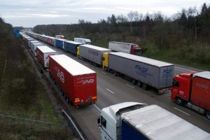 Operation Stack is due to be implemented on the M20 today due to industrial action in Calais