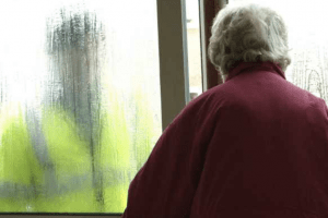 the men told the resident a man in his 80s that a neighbour had reported damp in their property and that they needed to check inside his house