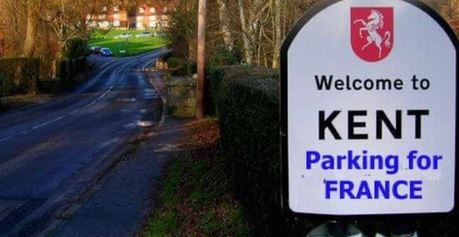 the minister for the cabinet office told the house of commons yesterday that lorry drivers would need a kent access permit kap to get into the county