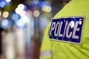 kent police was called to a report a car was on fire whilst parked on a driveway on garth road