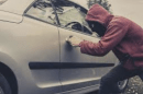 Three arrested following a number of thefts from vehicles in Hawkinge and Densole