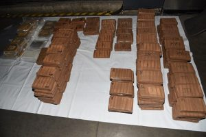 two charged after 11 million pound drug find
