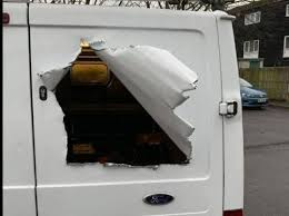 van owners in the tunbridge wells area are being reminded to remove valuable items to deter opportunist thieves