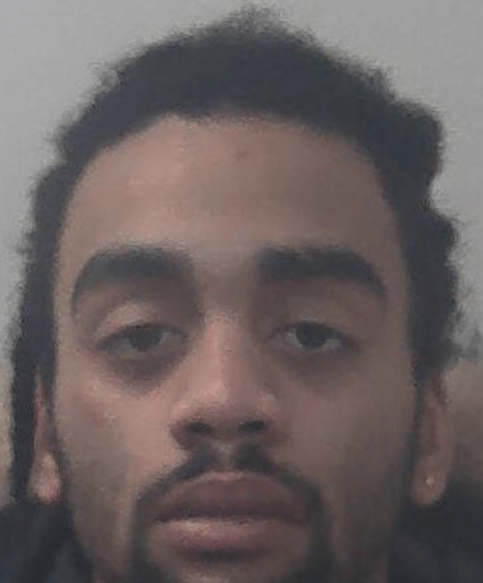 a county lines drug dealer has been jailed following an attempt to destroy evidence by throwing his mobile phone into the river medway