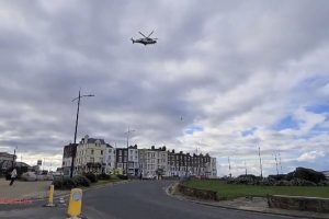 a man has been seriously injured at a hotel in buenos ayres in margate