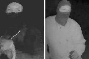 cctv images and descriptions of stolen jewellery have been issued by detectives investigating a burglary in penshurst