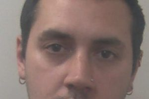 christopher green 33 threatened to kill the woman before throwing a knife at her