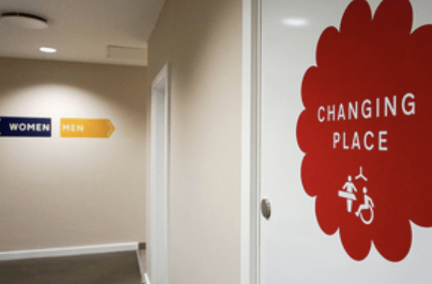 journeys will be easier and more comfortable for disabled people with more than a third of motorway service stations set to have changing places toilets