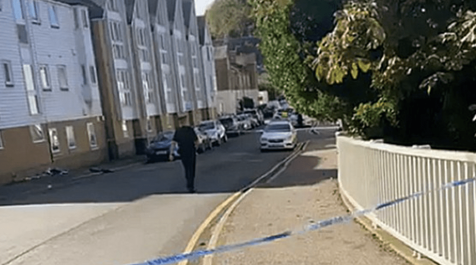 man airlifted after stabbing attack in dover