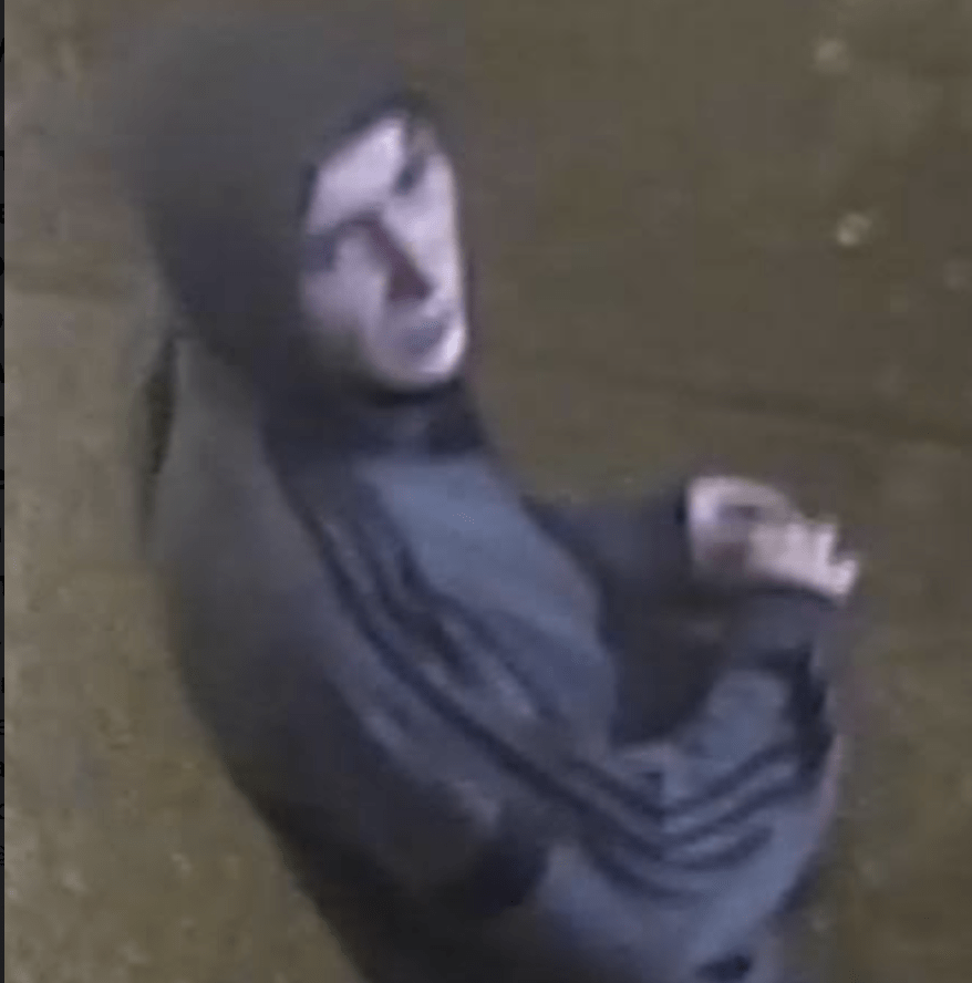 man attacks services station worker in maidstone
