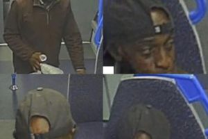 officers investigating a sexual assault on board a train travelling from sevenoaks kent to london are today releasing images in connection with the attack