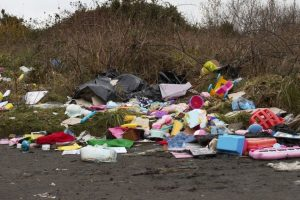 partnership work to tackle fly tipping