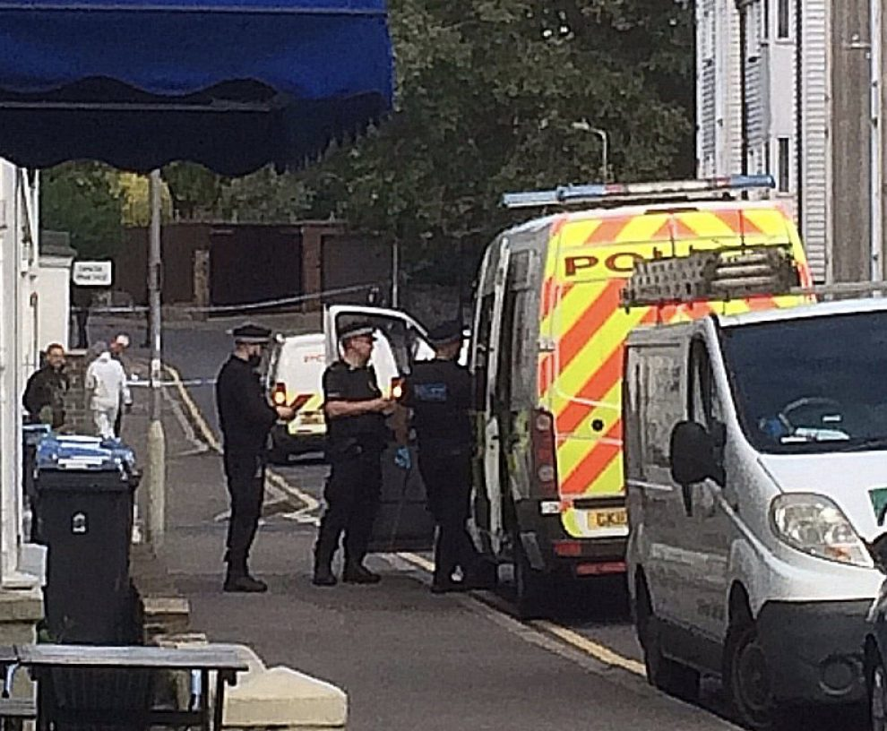 police in kent have charged a man following a serious knife attack in dover