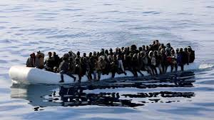 record numbers of migrants are continuing to make the crossing