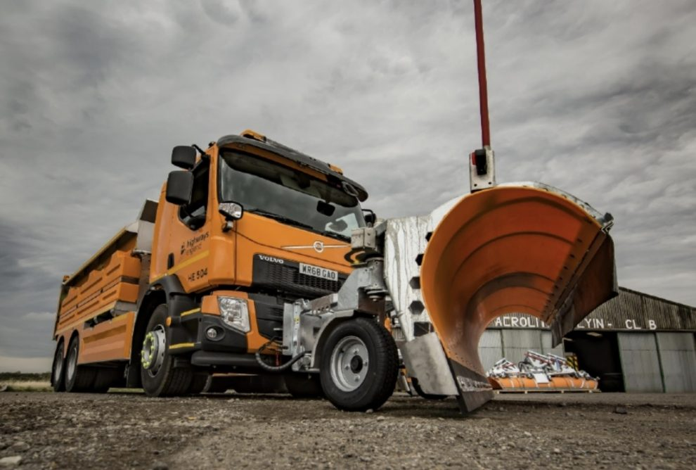the new gritters will improve safety for drivers and workers due to the vehicles improved technology set up and enhanced visibility they also treat the roads at a maximum of 50mph 10mph faster than earlier models