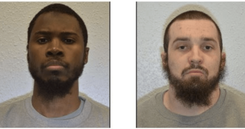 two hmp whitemoor prisoners who tried to murder a prison officer have been convicted following an investigation by the mets counter terrorism command
