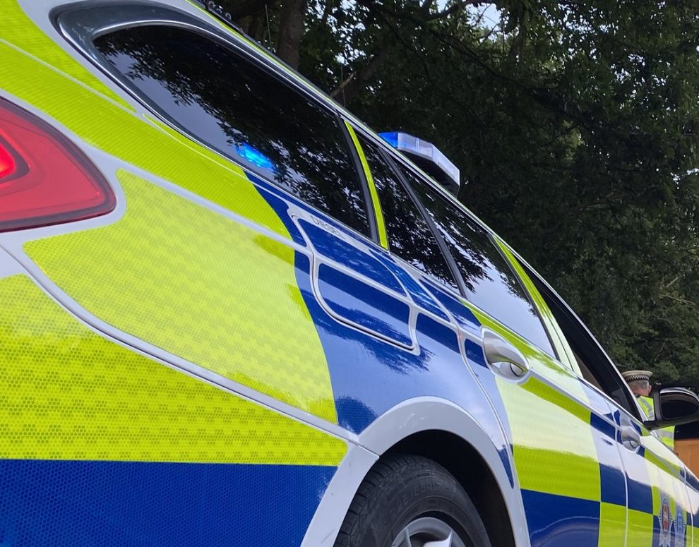 two lorries and a van have been involved in a collision near detling